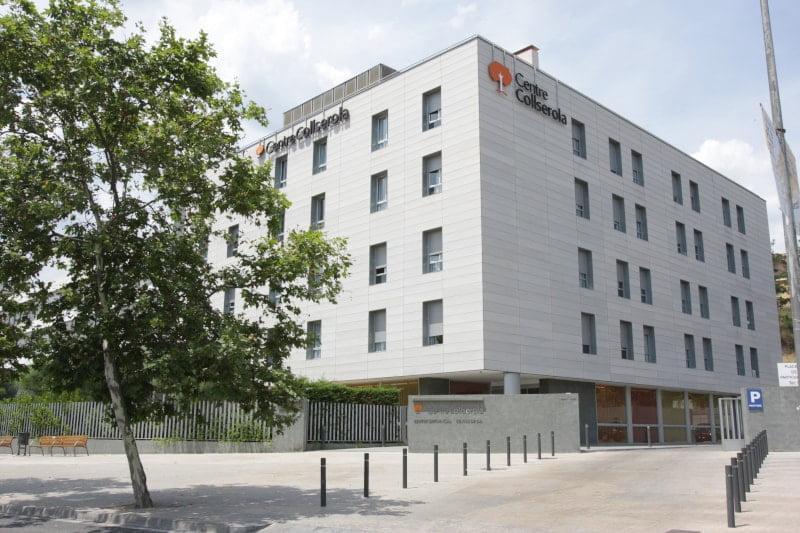 centro rehabilitacion neurologica barcelona collserola